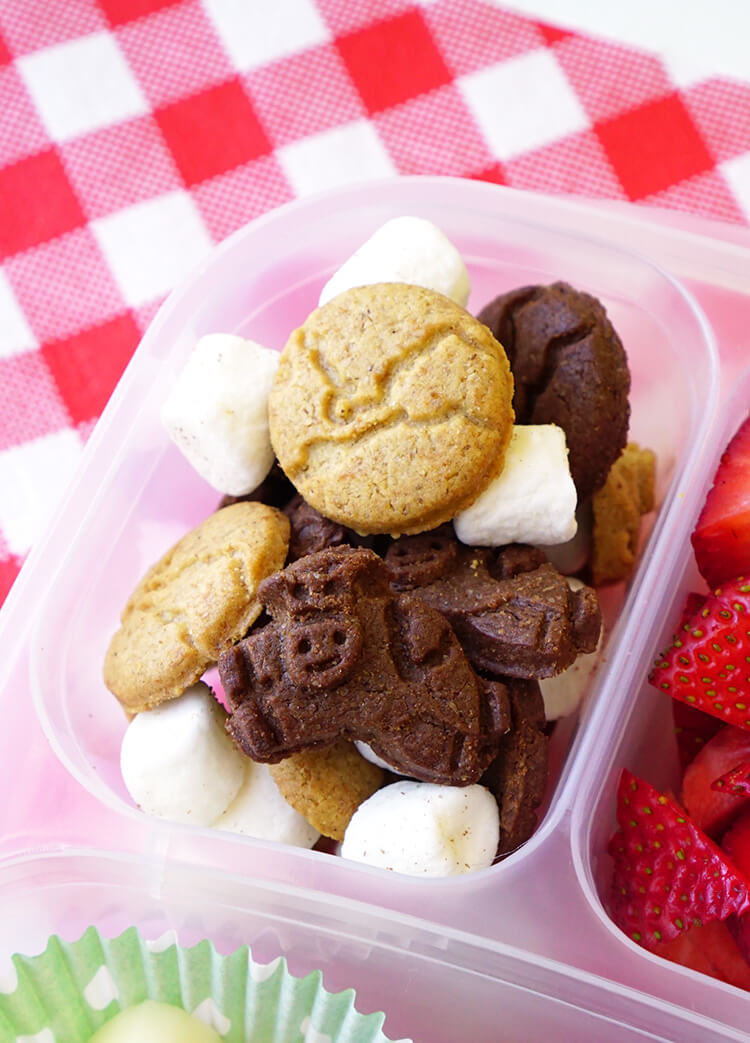 Horizon Organic Graham S'mores Snack Mix