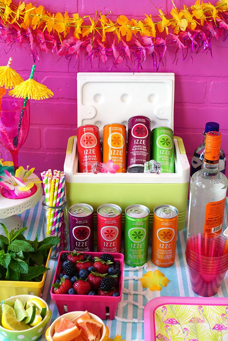 Make Your Own Fruit Juice Cocktails