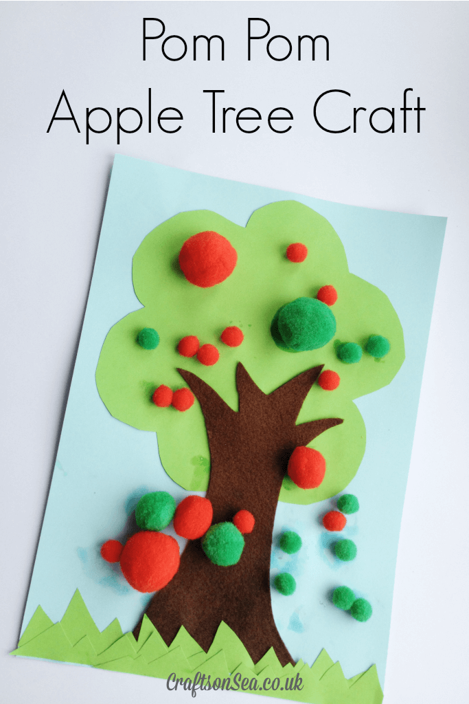 Easy Fall Kids Crafts That Anyone Can Make Happiness Is