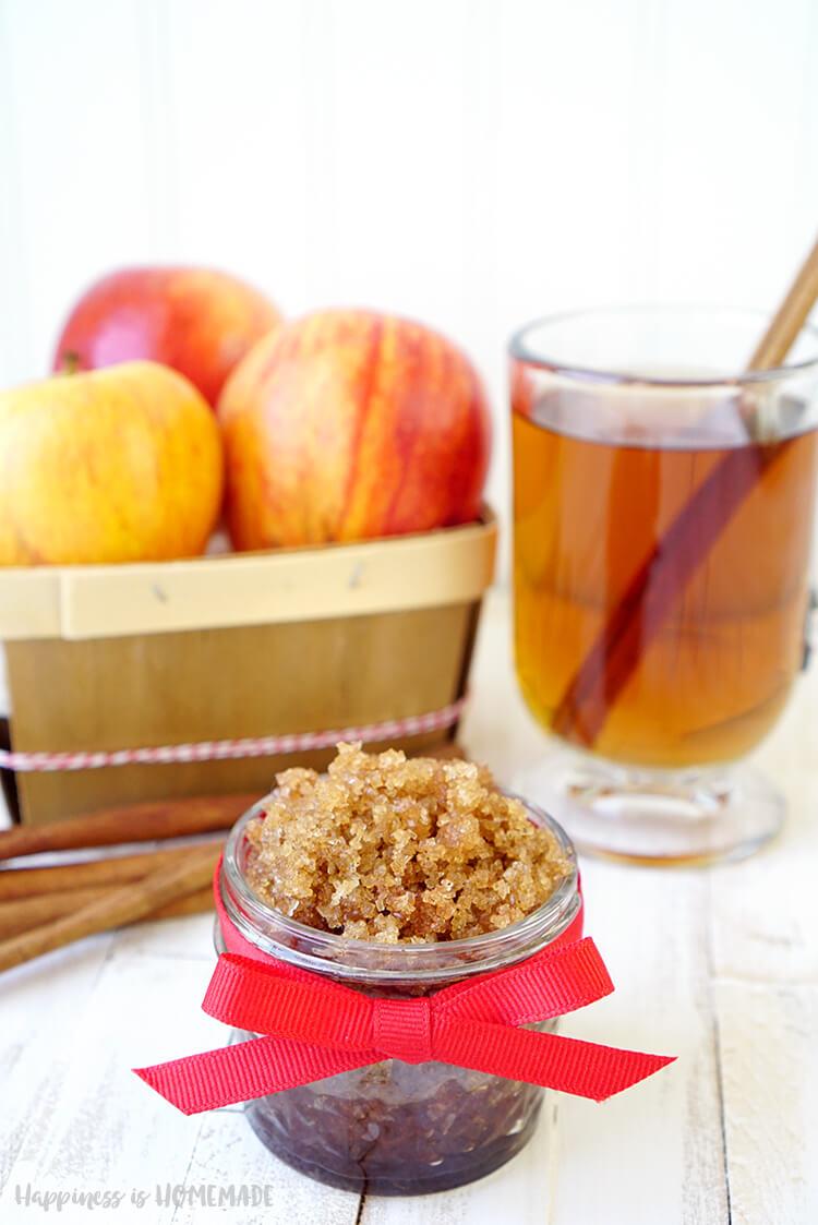 fall-spiced-apple-cider-brown-sugar-scrub
