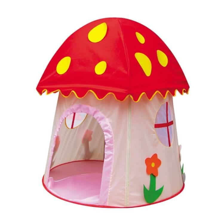 mushroom-playhouse