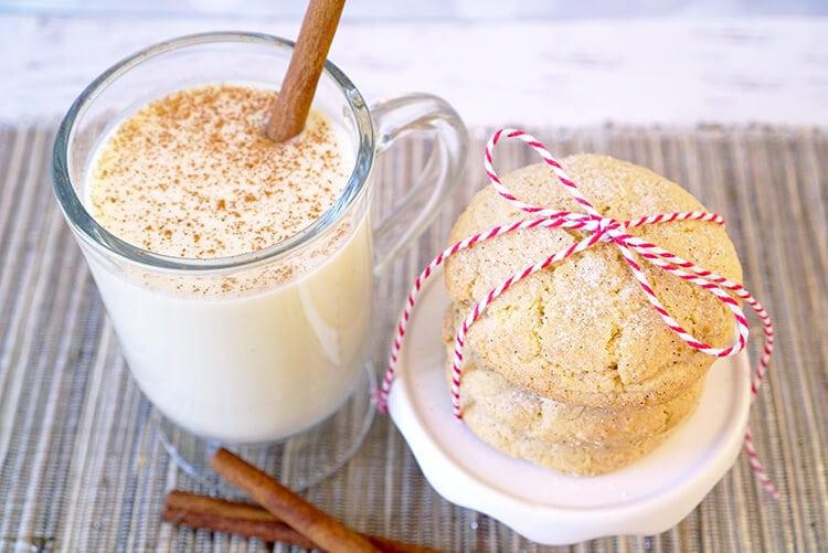 eggnog-snickerdoodles