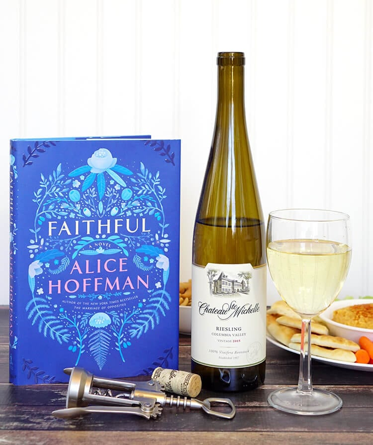chateau-ste-michelle-wine-reisling-and-book-pairing