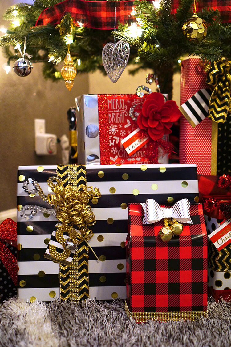 Tips Tricks For Gorgeous Gift Wrap Happiness Is Homemade