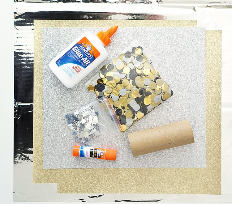 supplies-to-make-new-years-eve-party-crackers