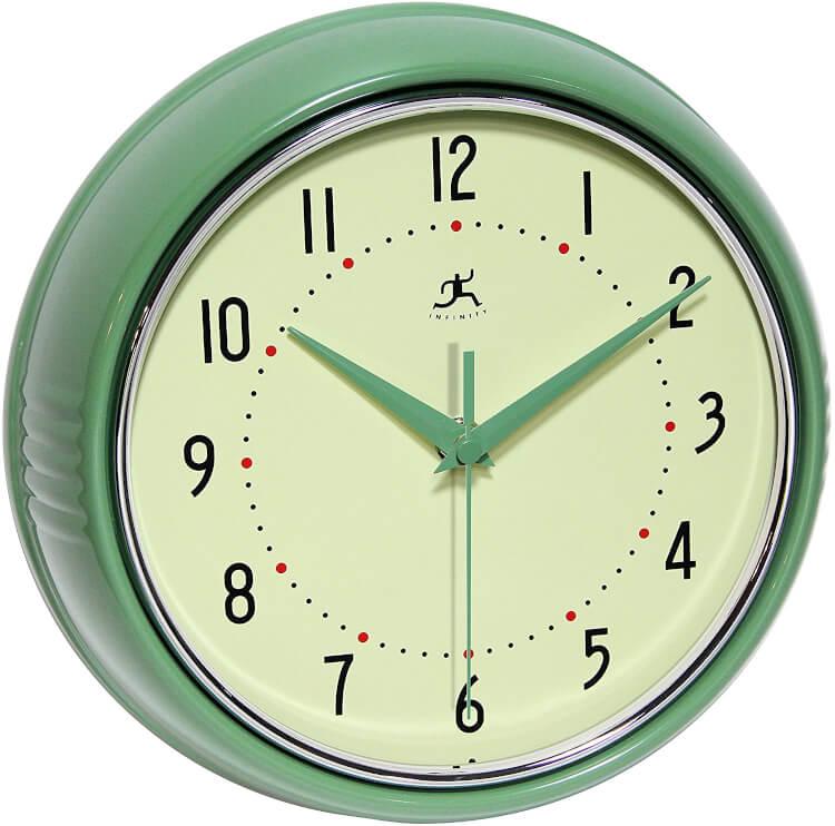 retro-wall-clock