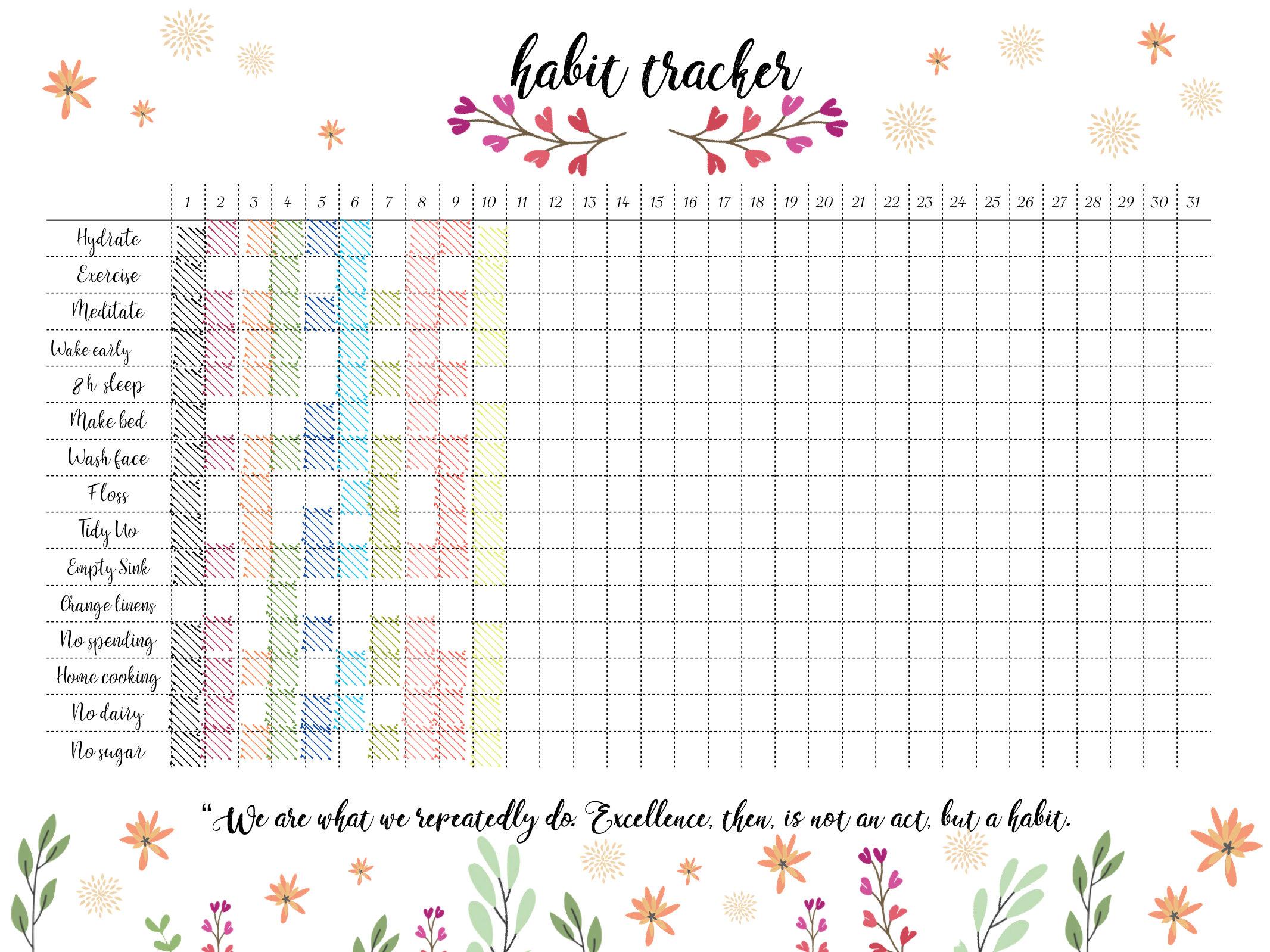 100 Countdown Printable Worksheet