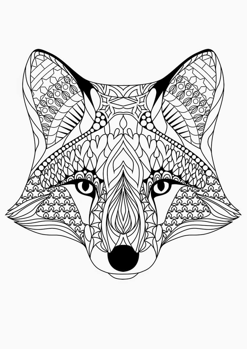 FREE Adult Coloring Pages - Happiness is Homemade   printable coloring pages for adults