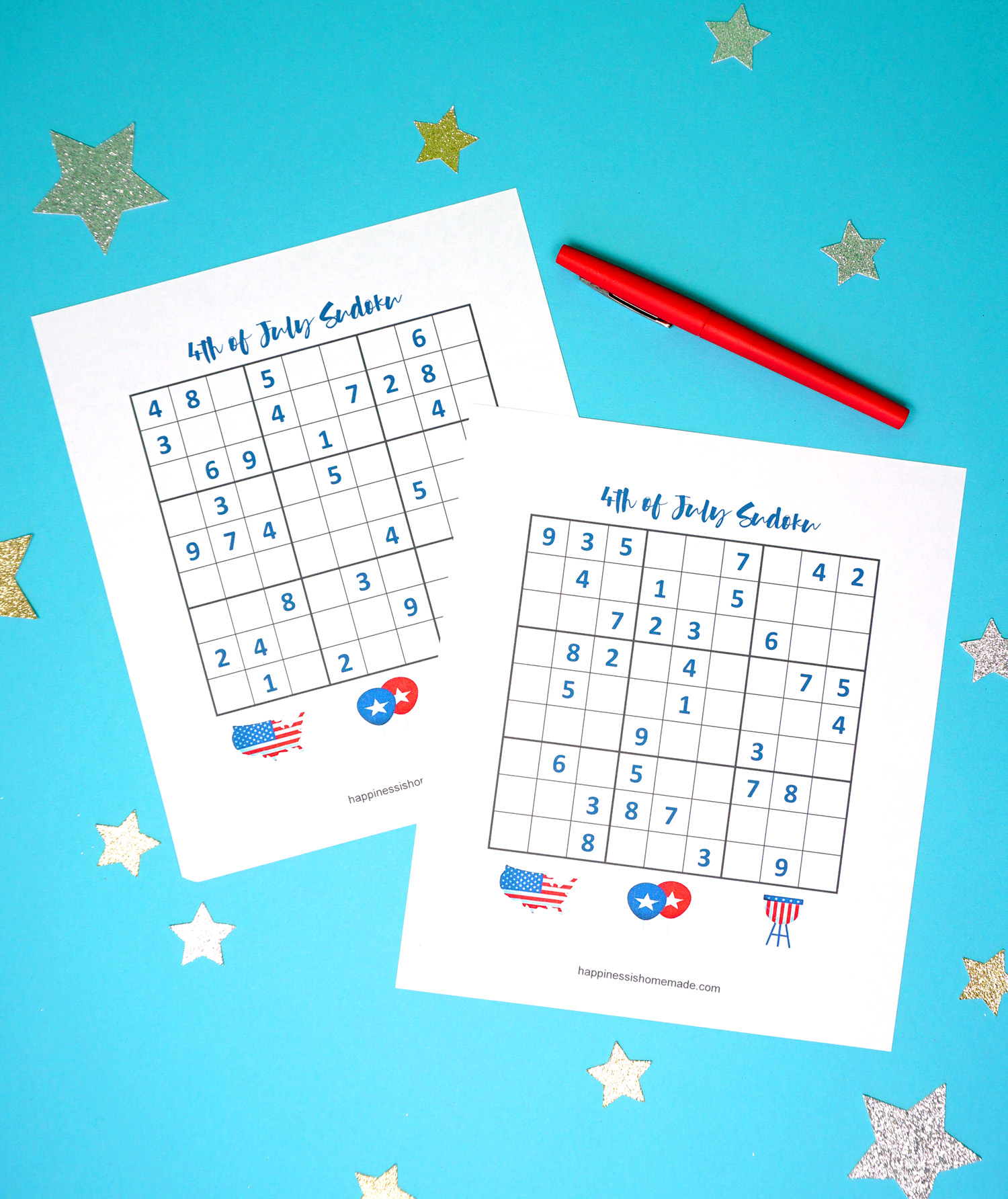 Printable Sudoku For Kids That Are Universal
