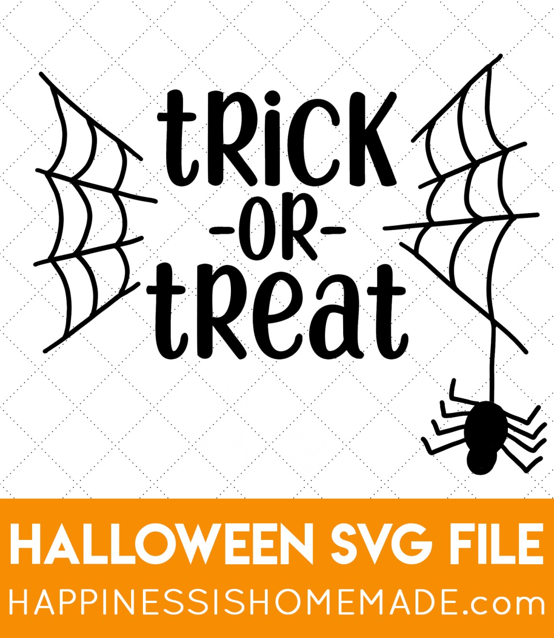 Download Free Halloween SVGs - Happiness is Homemade