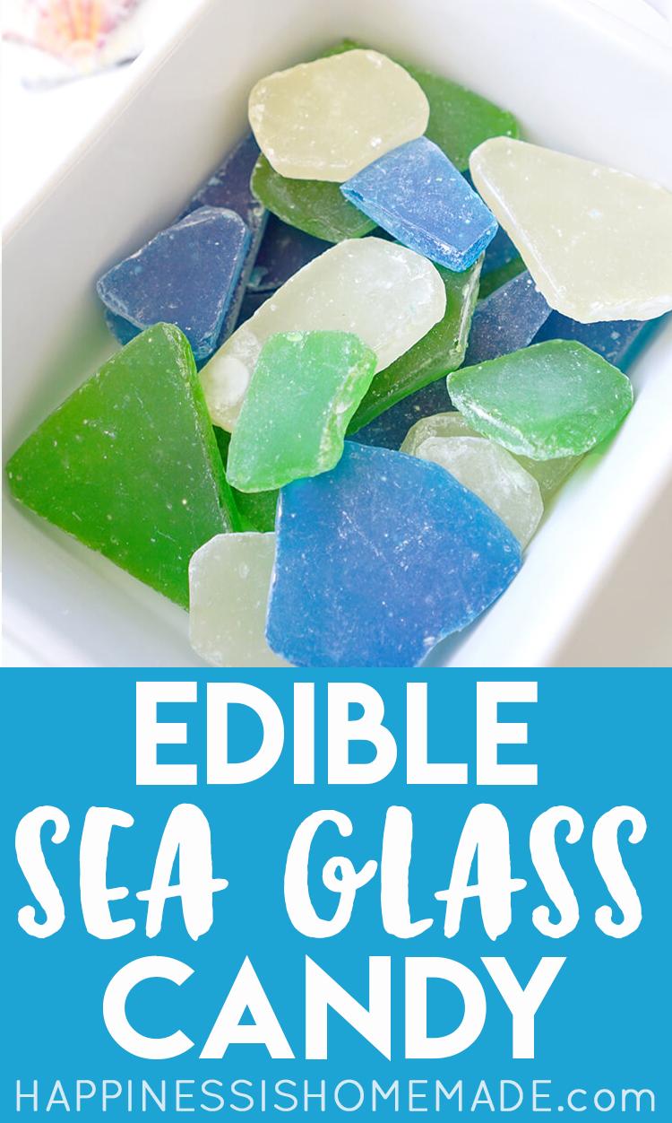 Edible Sea Glass Candy