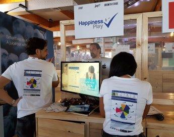 Happiness Play in Step 2017 Dubai