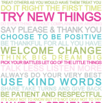 New Year's LOVE Resolutions