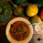 Moroccan Vegetable Stew - an Ageless Diet™ Recipe
