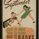 September's Back To School Vibe