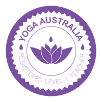 Registered Level 1 Teacher - Yoga Australia
