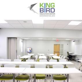 Parte de las facilidades del Kingbird, UNE