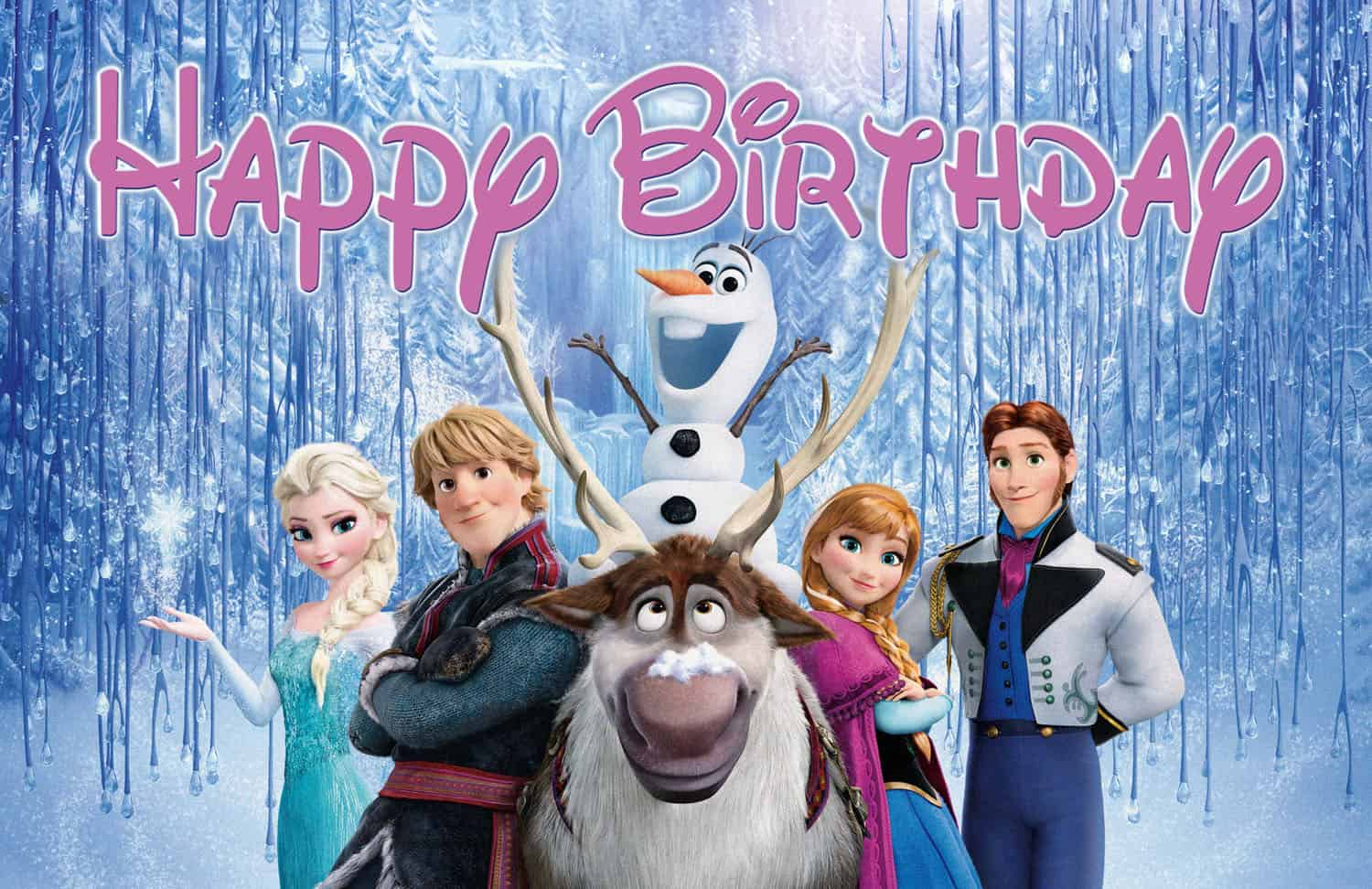Frozen Happy Birthday Images Memes Gifs And Quotes