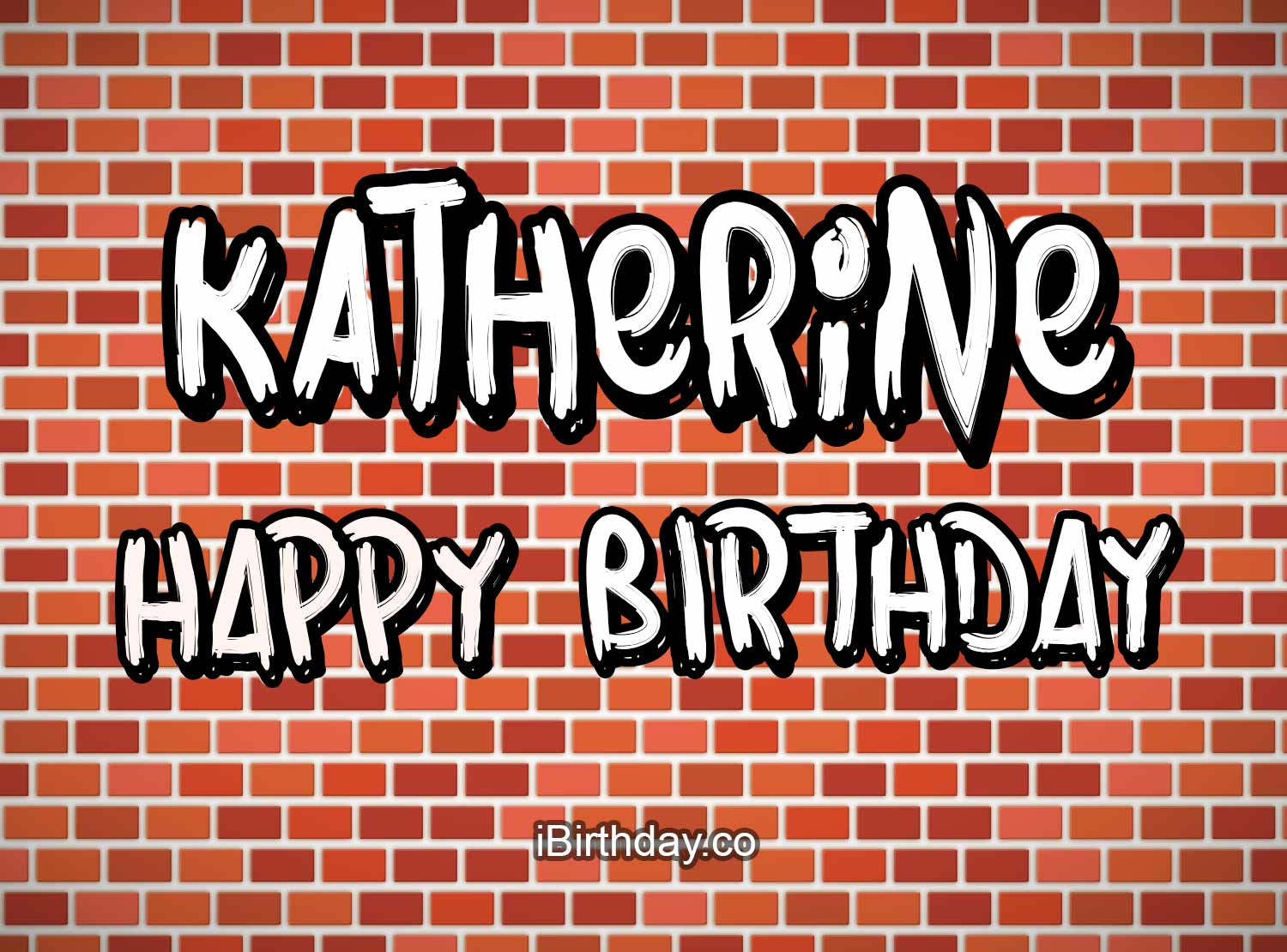 Katherine Graphite Birthday Meme Happy Birthday