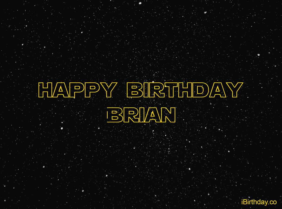 Happy Birthday Brian Memes Wishes And Quotes