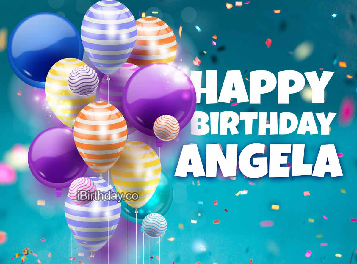 Angela Balloons Birthday Memes Happy Birthday