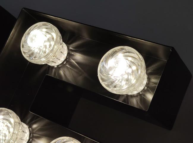 Enseigne ampoule apparentes  marquee bulb SOCIAL CLUB PARIS Happy Light Enseignes