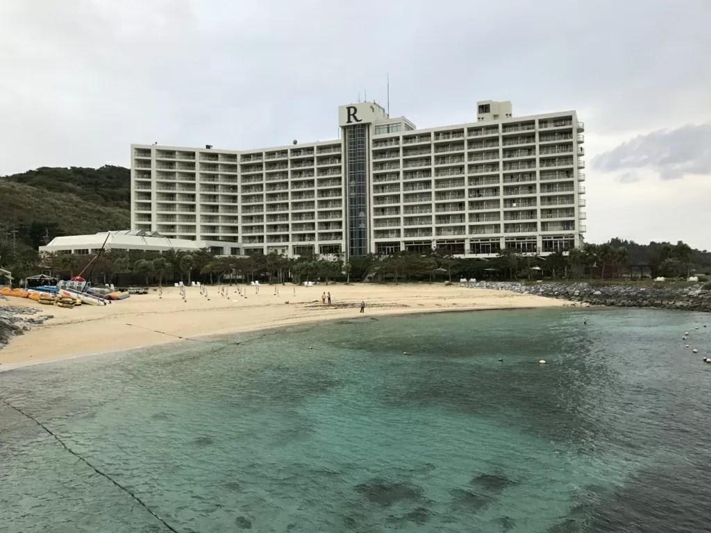 ルネッサンスリゾート沖縄の宿泊記|ポイントの無料宿泊で最上階VIPフロアにアップグレード【2017年11月】