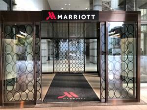 SPGスターポイントで東京マリオットホテルに無料宿泊~リニューアルされたエグゼクティブラウンジレポート~【2018年2月】