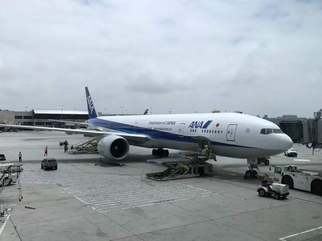 はじめてのANAビジネスクラス搭乗記(成田~ロサンゼルス)とVIPラウンジリポート【2018年】