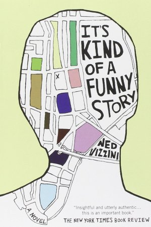 It's Kind of a Funny Story Book Cover