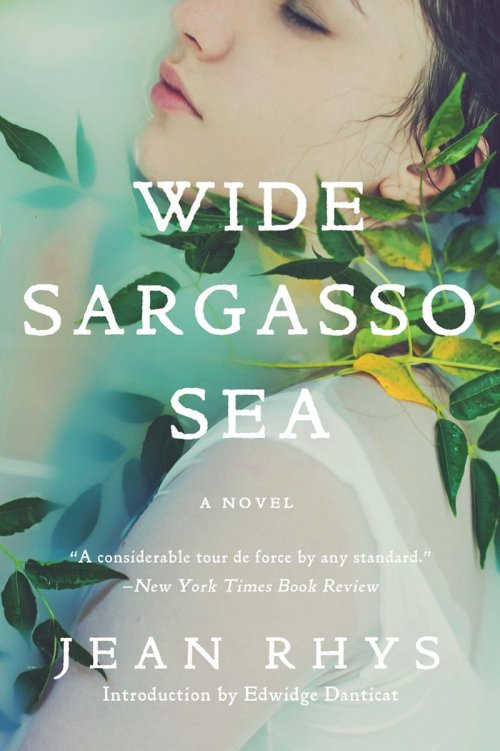 Cover to Wide Sargasso Sea