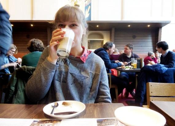 happy acorn waanders in de broeren zwolle koffie latte macchiato