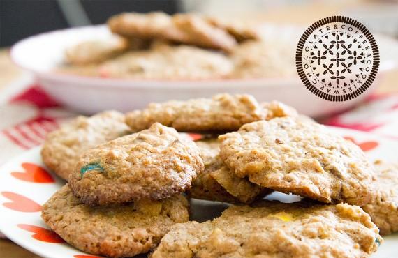 happy acorn koekjes coffeescookiewap recept diy