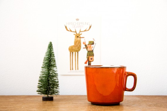happy acorn kopje koffie energy saving mode