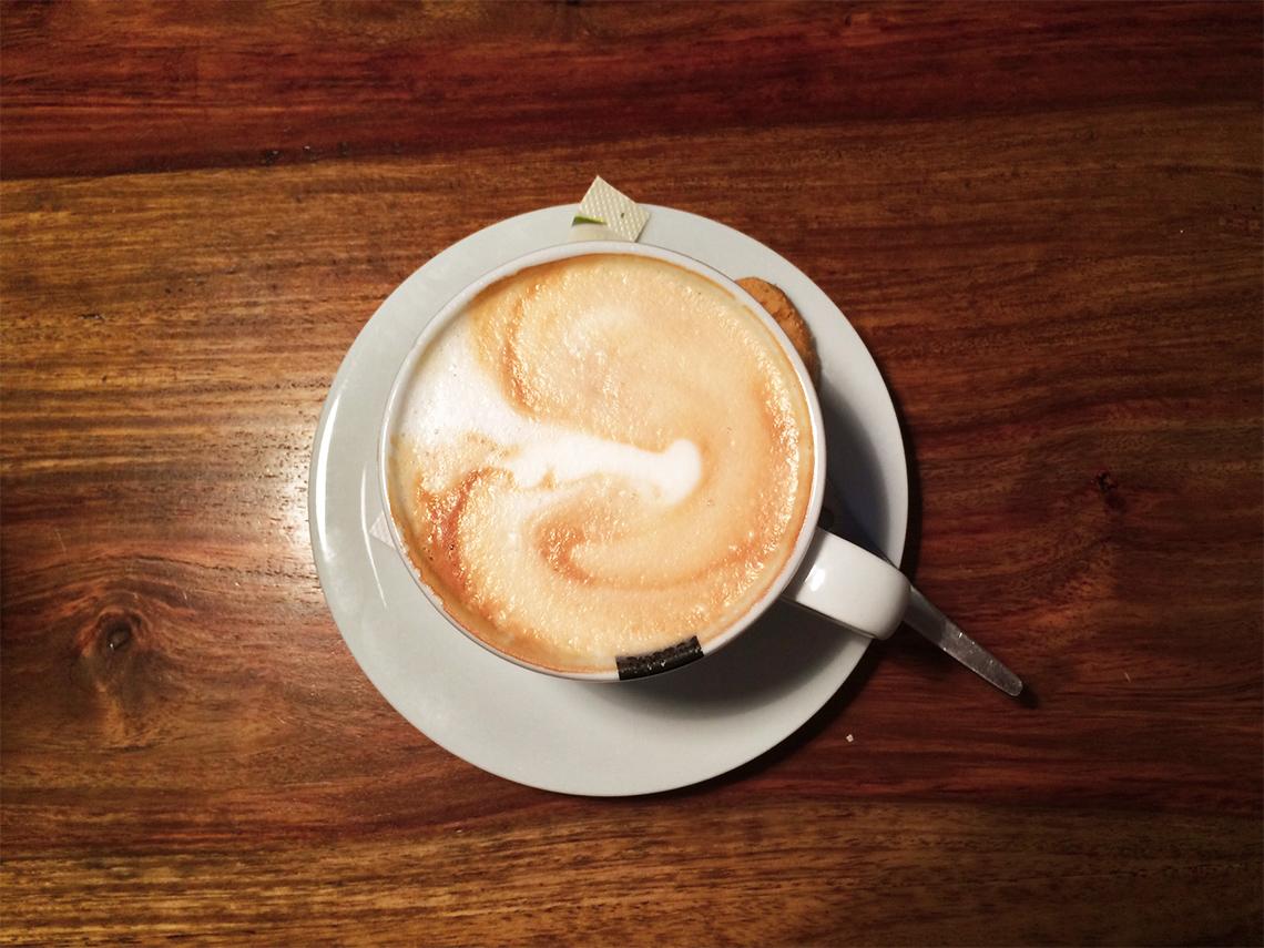 Hemelse koffie in Arnhem - Happy Acorn