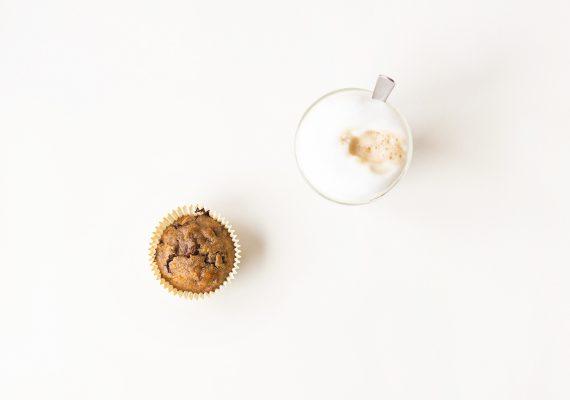 happy acorn suikervrij snack tussendoor bananenmuffin