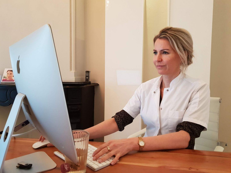 Drs. Franca van der Smit