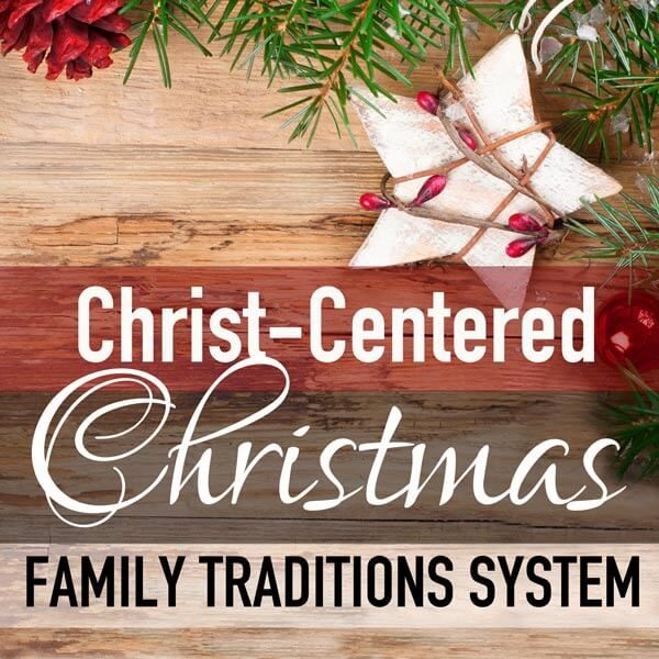 A Christ Centered Christmas Yes Please Happy And