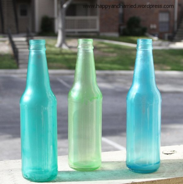 colored bottles 6