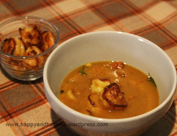 Spicy Shrimp Soup 5