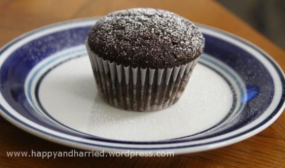 Chocolate Beetroot Cupcakes 2