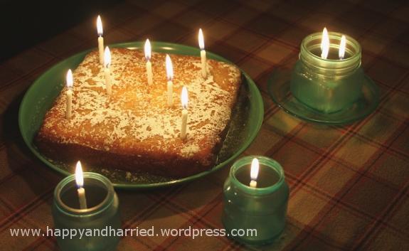 Orange Sponge Cake 5