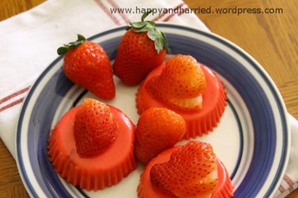 strawberry yogury jelly bites 4