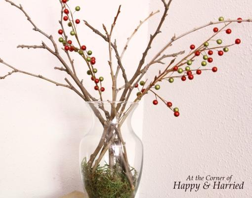 Dry Branch or Twig Arrangement 8