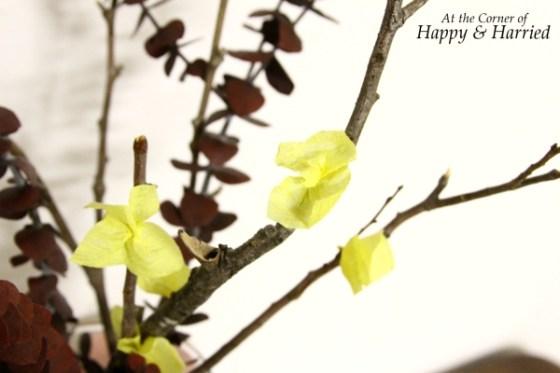 Dry Branch or Twig Arrangement 9