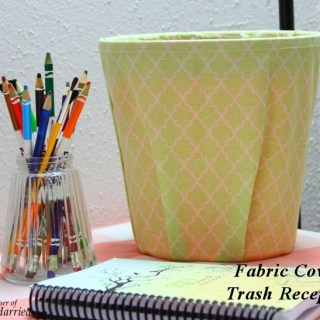 {Ditto} DIY: Upcycled Trash Receptacle – To Do Or Not To Do