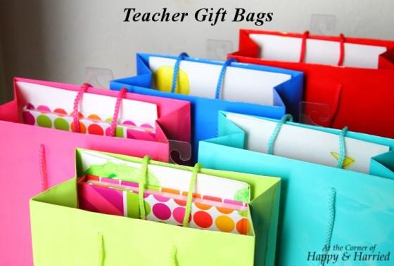 Teacher Gift Bags