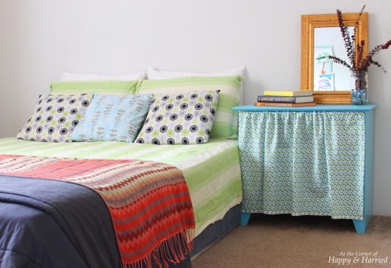 Photography Styling Challenge 5-Bedroom Bed & Side Table Styling