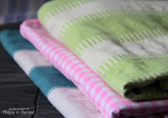 Indian Cotton Handloom Bedsheets