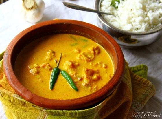 Bengali Doi Maach - Fish In Yogurt Curry